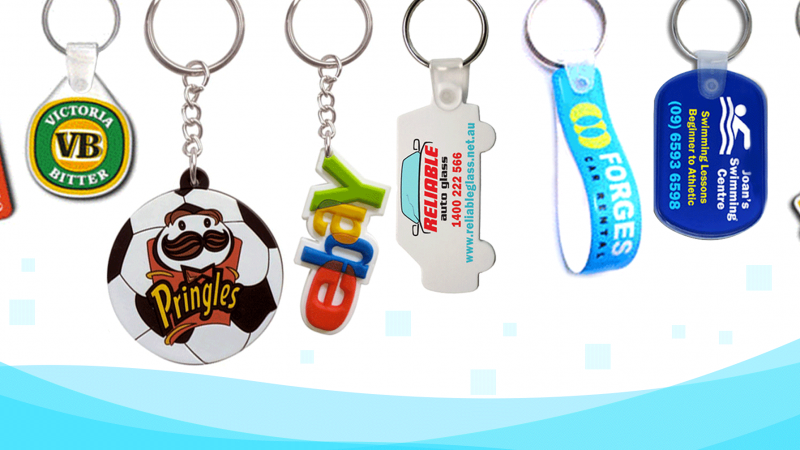 More Value for Your Clients with Custom Keyrings